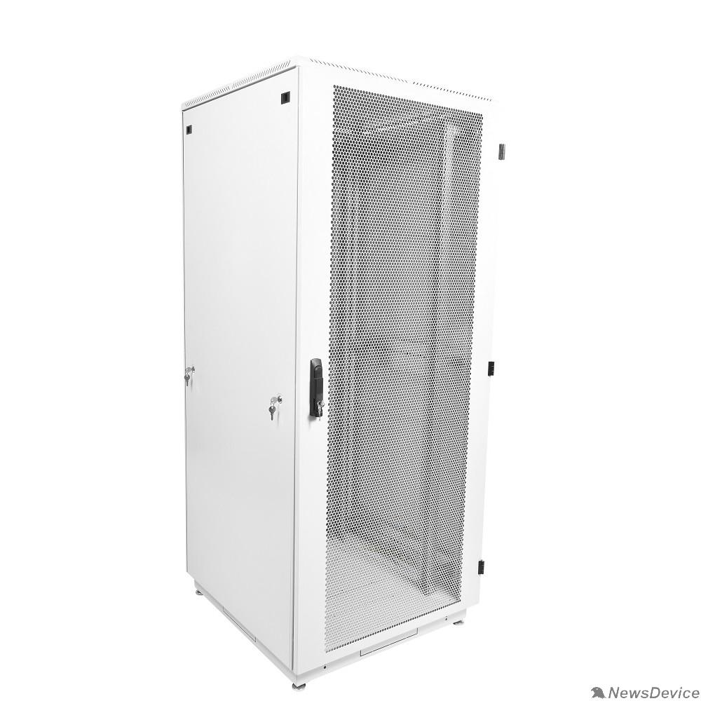 Монтажное оборудование ЦМО Шкаф телекоммуникационный напольный 33U (600 х 800) дверь перфорированная 2 шт.(ШТК-М-33.6.8-44АА)