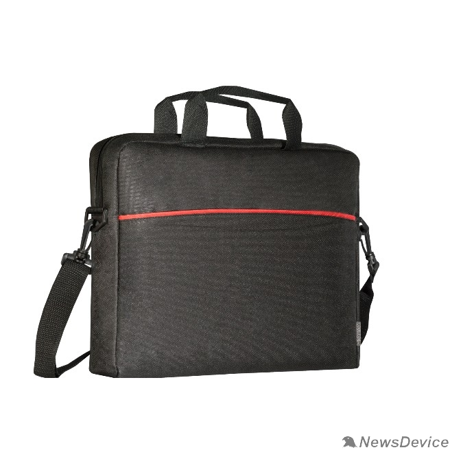 "Сумка для ноутбука Сумка для ноутбука Defender Lite 15.6"" черный, карман (26083)"