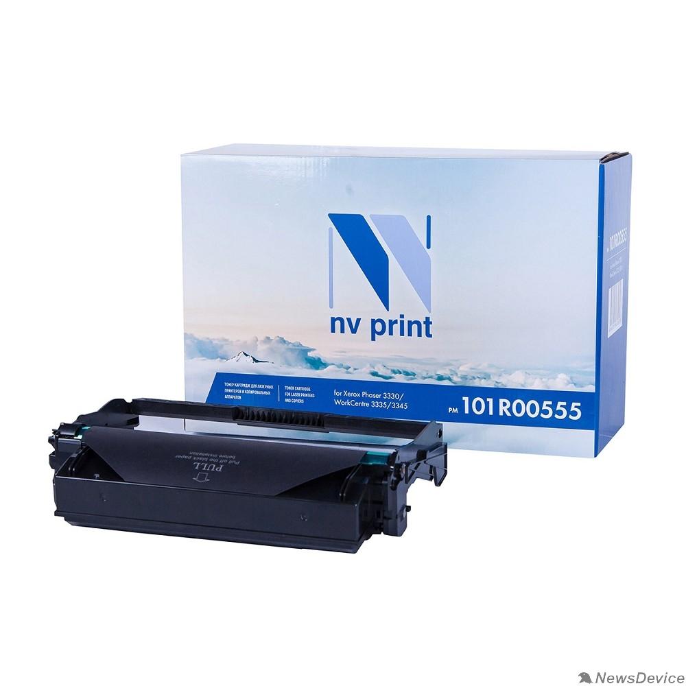 Расходные материалы NV Print 101R00555 Драм-юнит для Xerox WC 3335/3335DNI/3345/3345DNI, 30К