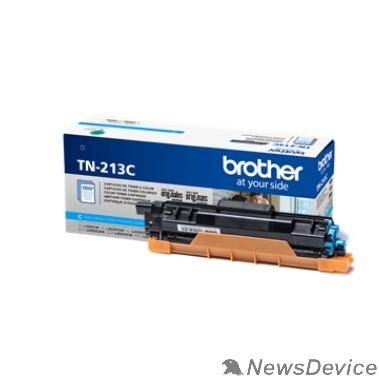 Расходные материалы Brother TN-213C Тонер  HLL3230CDW/DCPL3550CDW/MFCL3770CDW голубой (1300стр)
