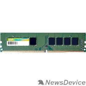 Модуль памяти Silicon Power DDR4 DIMM 8GB SP008GBLFU266B02/X02 PC4-21300, 2666MHz