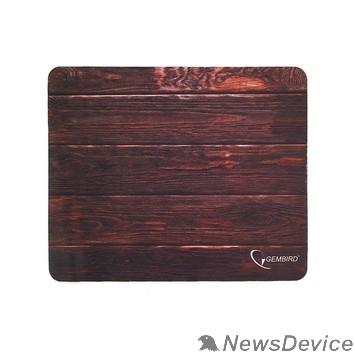 """Коврики Коврик для мыши Gembird MP-WOOD, рисунок """"дерево"""", размеры 220*180*1мм, полиэстер+резина"""