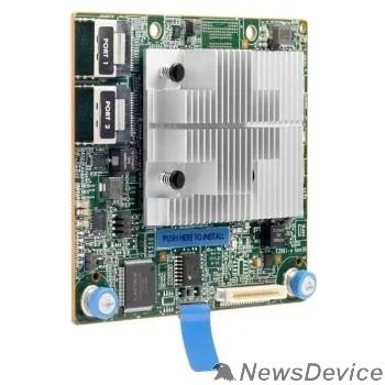 HP RAID адаптеры и опции HPE Smart Array P408i-a SR Gen10/2GB Cache(no batt. Incl.)/12G/2 int. mini-SAS/AROC/RAID 0,1,5,6,10,50,60 (804331-B21)