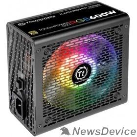 Блок питания Thermaltake Toughpower GX1 RGB PS-TPD-0700NHFAGE-1  /700W/Non Modular/Fan Hub/Full Range/Analog/80 Plus Gold/EU/JP Main CAP/All Sleeved Cables