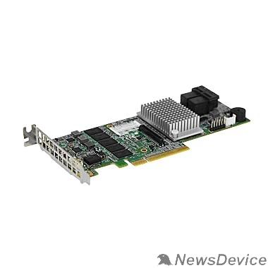 Опция к серверу Supermicro AOC-S3108L-H8IR-16DD Контроллер
