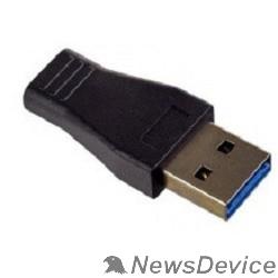 Переходник PERFEO Переходник USB3.0 A вилка - USB Type-C розетка (A7021)
