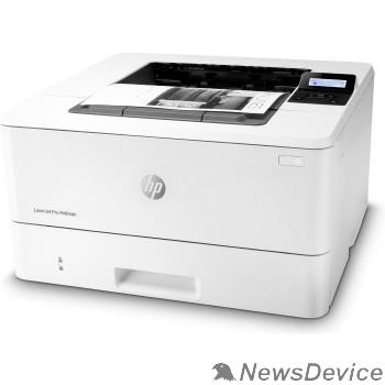 Принтер HP LaserJet Pro M404dn W1A53A A4, 1200dpi,38 ppm, 256 Mb, 2tray 100+250,Duplex, USB2.0/GigEth, PS3 , ePrint, AirPrint, 1y warr, cartridge 3000 in box, repl. C5J91A