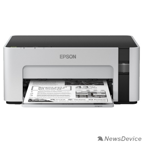 Принтер Epson M1100 C11CG95405  A4,ч/б, 1440х720, 32стр/мин, USB 2.0,Ink lock