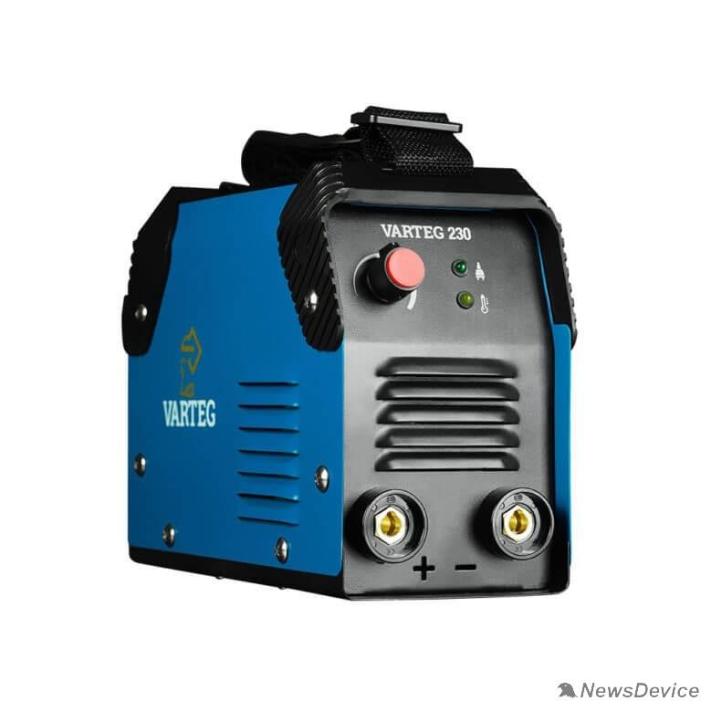 Сварочное оборудование, Инверторы FOXWELD VARTEG  230  СВАРОЧНЫЙ АППАРАТ 220В / 20-230А /  IGBT, работает от 140В 5264