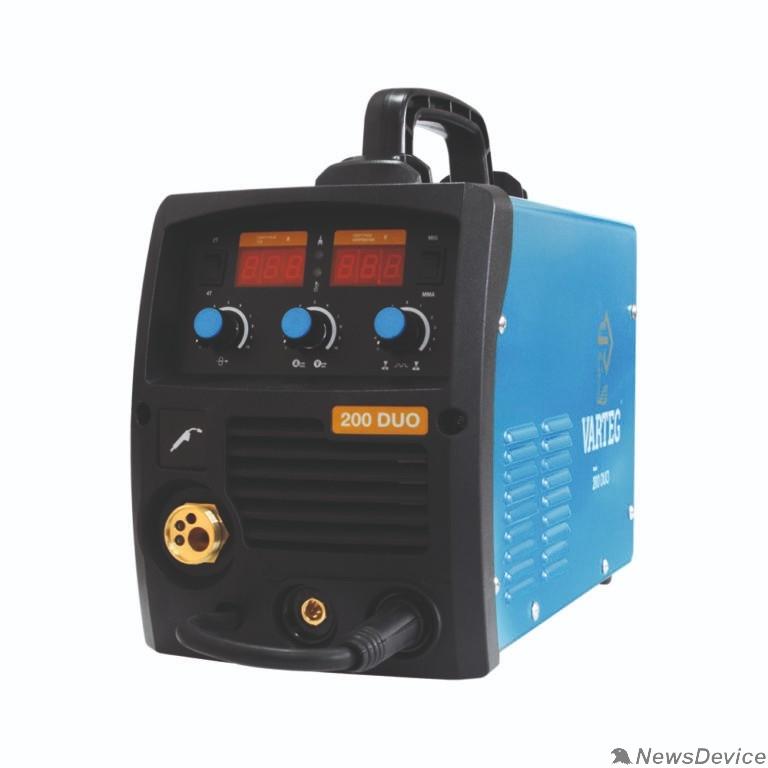 Сварочное оборудование, Инверторы FOXWELD VARTEG 200 DUO евро горелка ПОЛУАВТОМАТЫ 6562
