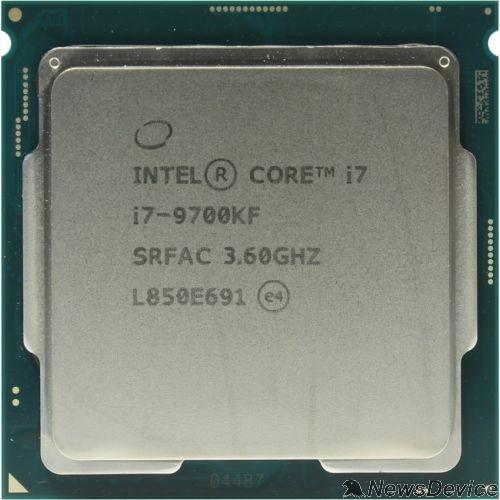 Процессор CPU Intel Core i7-9700KF Coffee Lake BOX