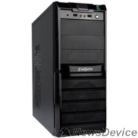 Корпуса Exegate EX278399RUS Корпус Miditower Exegate XP-329S Black, ATX, <XP500, Black,120mm>, 2*USB, Audio