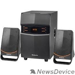 Колонки Defender X181 18Вт, BT/FM/MP3/SD/USB/LED/RC 65181