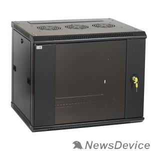 Монтажное оборудование ITK LWR5-06U64-GF Шкаф LINEA W 6U 600x450 мм дверь стекло, RAL9005
