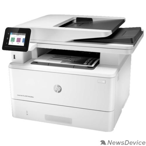 Принтер HP LaserJet Pro MFP M428fdn RU W1A32A#B09 p/c/s/f A4, 4800x600 dpi, 38ppm, 512 МБ, дуплекс, USB, LAN