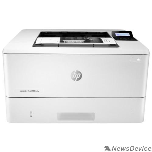 Принтер HP LaserJet Pro M404dw (W1A56A)  (A4,1200dpi, 38 ppm, 256 Mb, Duplex, USB2.0/GigEth/WiFi, PS3