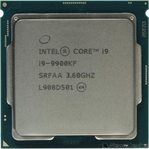 Процессор CPU Intel Core i9-9900KF Coffee Lake BOX 3.6Ггц, 16МБ, Socket 1151 (without graphics)