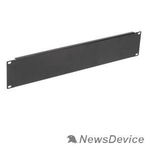 Монтажное оборудование ITK FP05-02UM Фальш-панель 2U черная