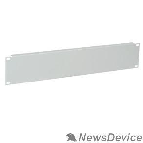 Монтажное оборудование ITK FP35-02UM Фальш-панель 2U серая