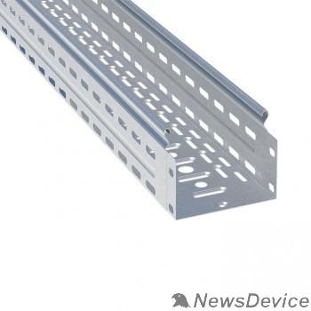 EKF Лотки металлические EKF L10015001 Лоток перфорированный металлический 100х150х3000-0,7 мм   (3 метра)