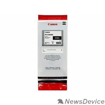 Расходные материалы Canon PFI-320MBK  Картридж  для Canon TM-200/TM-205/TM-300/TM-305, матовый чёрный, 300 мл (GJ)