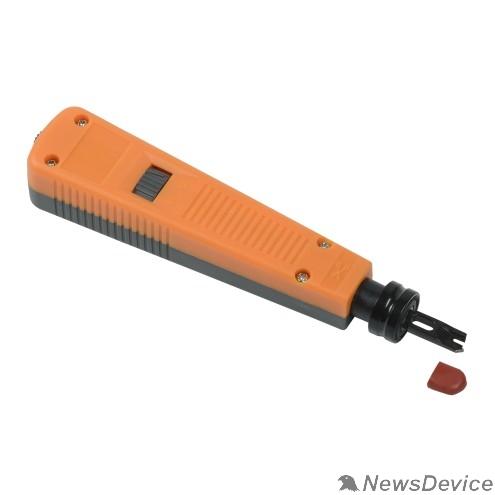 Патч-корды, Патч-панели ITK TI1-G110-P Инструмент ударный для IDC Krone/110 оранж-серый