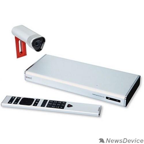 Видеоконференцсвязь Polycom 7200-65320-114  RealPresence Group 310 - 720p: Group 310 HD codec, EagleEye Acoustic cam., univ. remote, NTSC/PAL. Cables: 1 HDMI 1.8m, 1 CAT 5E LAN 3.6m, Power: RUSSIA - Type C, CE 7/7. Maint