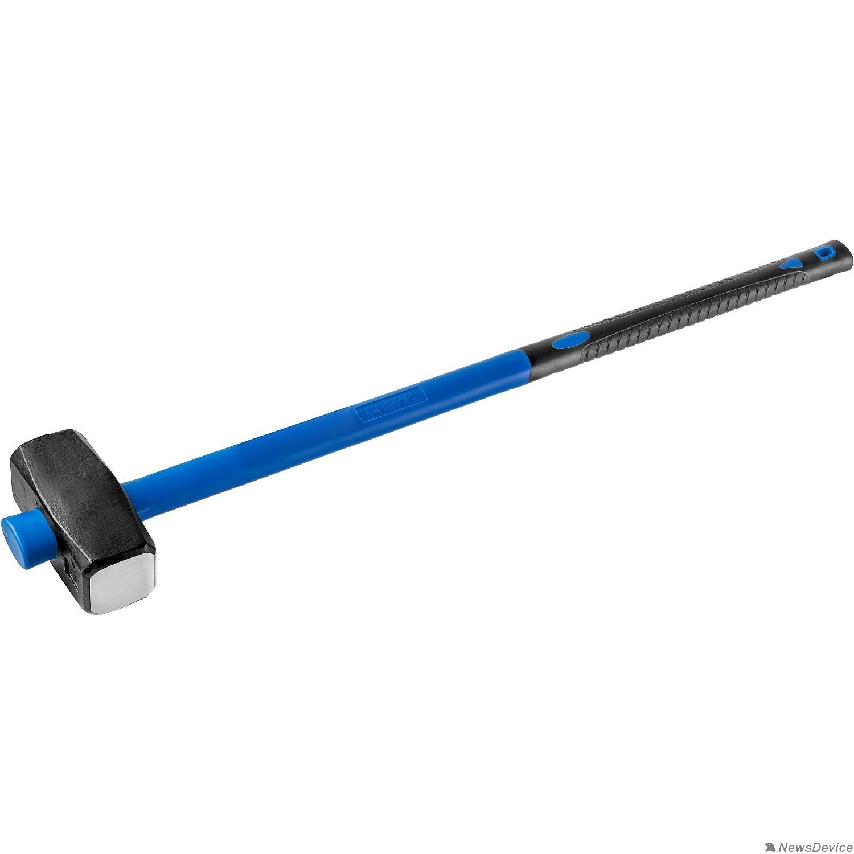 Ручной инструмент Кувалда с фиберглассовой рукояткой СИБИН, обратный всад, 5 кг 20134-5