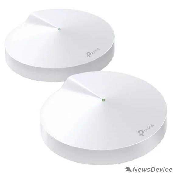 Сетевое оборудование TP-Link DECO M9 PLUS(2-PACK) AC2200 Mesh Wi-Fi система для умного дома