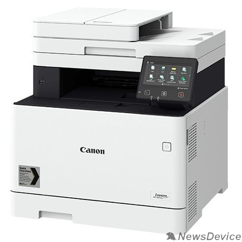 Принтер Canon i-SENSYS MF742Cdw (3101C013) А4, 27стр/мин, 1200х1200 dpi, лоток250л, USB 2.0, WiFi, LAN