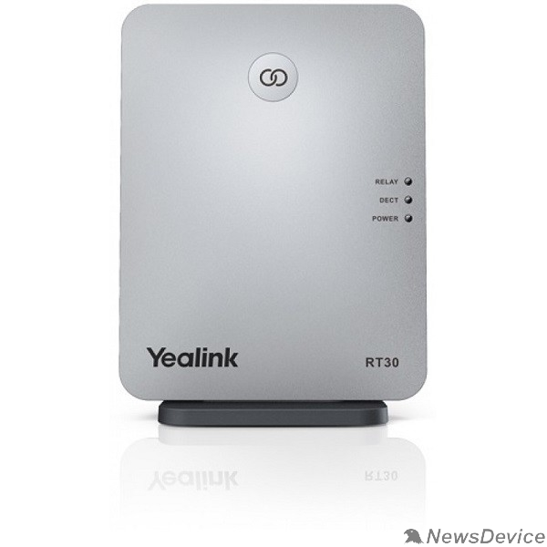 VoIP-телефон YEALINK RT30 DECT-репитер для SIP- телефонов W52P/W60P/W41P