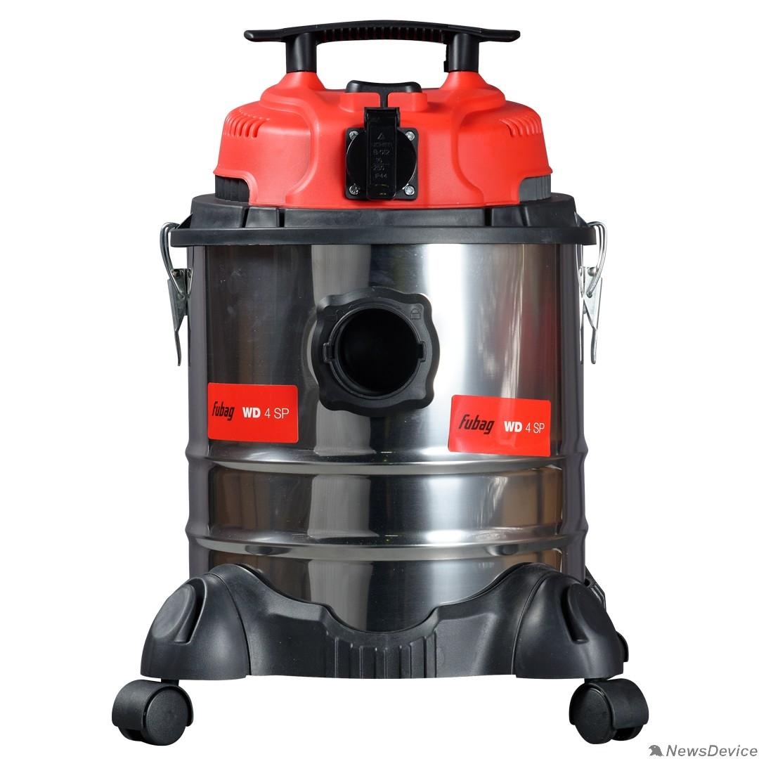 пылесосы строительные FUBAG Строительный пылесос WD 4SP (20л 1.4 кВт) 38991