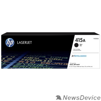 Расходные материалы HP W2030A Картридж 415A черный (2400стр.) HP LJ M454/MFP M479
