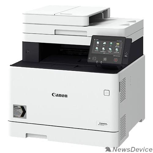 Принтер Canon MF744Cdw (3101C031/3101C064) А4, 27 стр./мин.1200х1200 dpi, лоток250 л, duplex, USB 2.0 Hi-Speed, Fax, WiFi, LAN