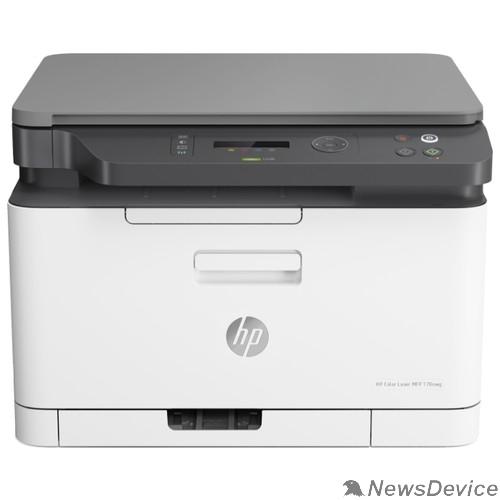 Принтер HP Color 178nw (4ZB96A) A4, 600x600 dpi, 18стр/мин, 128Мб, Ethernet (RJ-45), Wi-Fi, 802.11n, USB тонер HP 116A