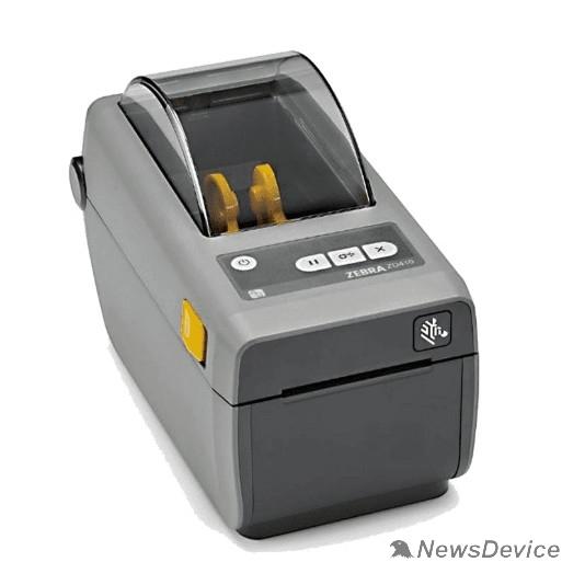 "Zebra  принтеры Zebra ZD410 ZD41022-D0E000EZ 2"", 203dpi, USB, USB Host"