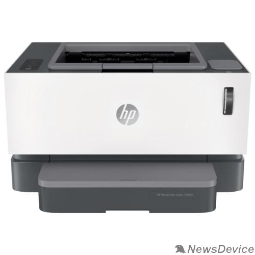 Принтер HP Neverstop Laser 1000w (4RY23A) принтер, A4, лазер ч/б, 20 стр/мин, 600х600, 32Мб, AirPrint, USB