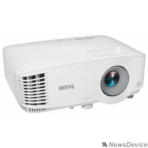 Проектор BenQ MW550 белый 9H.JHT77.13E/9H.JHT77.1HE DLP 3600lm 1280x800 16:10 20000:1 5000ч пр.отн. 1.55 2.3 кг. 33дБ  1x2W HDMI VGA S-Video RCA MiniJack USB-M RS232