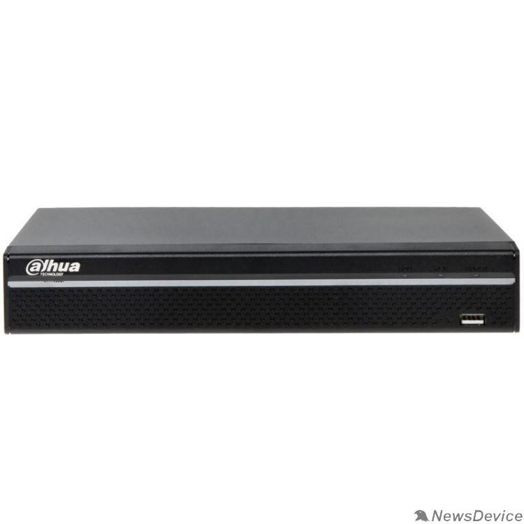 Видеорегистраторы DAHUA DHI-NVR2108HS-8P-4KS2 Видеорегистратор