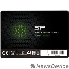 накопитель Silicon Power SSD 1Tb A56 SP001TBSS3A56A25 SATA3.0, 7mm