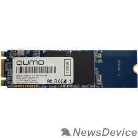накопитель QUMO M.2 SSD 128GB QM Novation Q3DT-128GAEN-M2