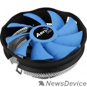 Вентилятор Cooler Aerocool Verkho Plus 110W/ Intel 115*/AMD/ PWM/ Clip