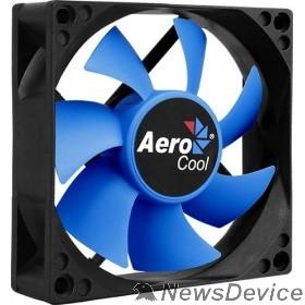 Вентилятор Fan Aerocool Motion 8 Plus / 80mm/ 3pin+Molex/ Black