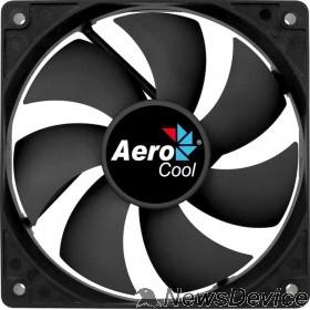 Вентилятор Fan Aerocool Force 12 / 120mm/ 3pin+4pin/ Black