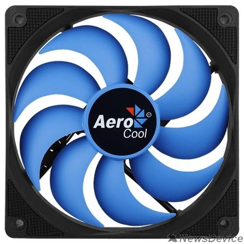 Вентилятор Fan Aerocool Motion 12 Plus / 120mm/ 3pin+Molex/ Black