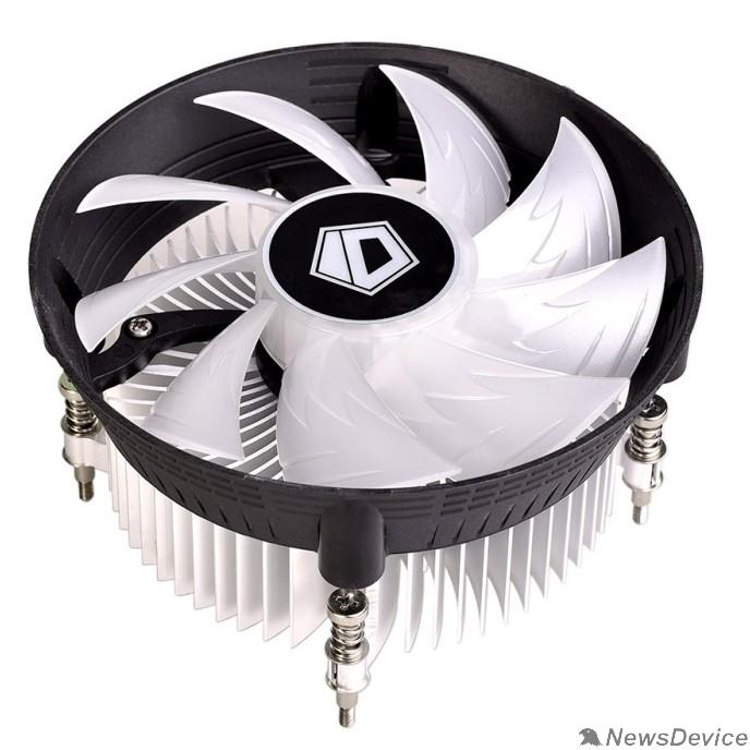 вентилятор Cooler ID-Cooling DK-03i RGB PWM  100W/ PWM/ RGB LED/ Intel 115*/ Srews