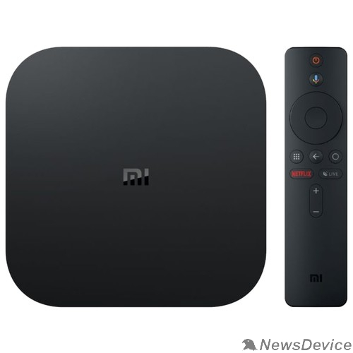 Смартфон/акссесуар Xiaomi Mi Box S mdz-22-ab PFJ4086EU