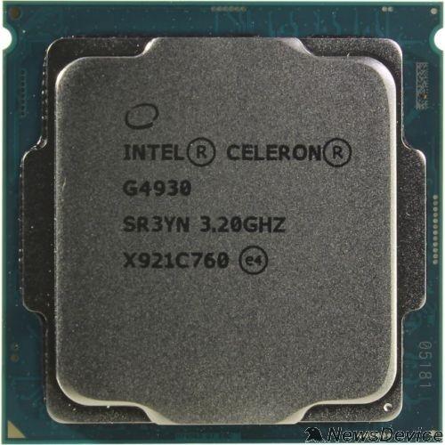 Процессор CPU Intel Celeron G4930 Coffee Lake OEM