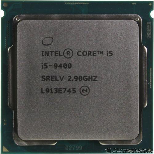 Процессор CPU Intel Core i5-9400 Coffee Lake BOX 2.90Ггц, 9МБ, Socket 1151