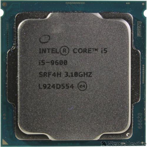 Процессор CPU Intel Core i5-9600 Coffee Lake OEM 3.1Ггц, 9МБ, Socket 1151
